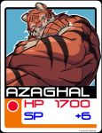 Azaghal Con Badge by solidasp