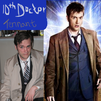 10th Doctor, Tennant, Cosplay by marlipaige