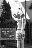Stay outta here by eagle79