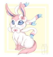 Sylveon by Lollypopp