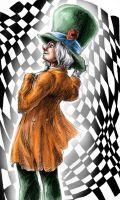 Bri's Hatter by Lady-Nightmare