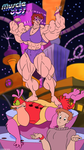 Muscle 80s - Galaxy High. by Atariboy2600