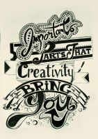 Creativity bring me so much. by Hash-Official
