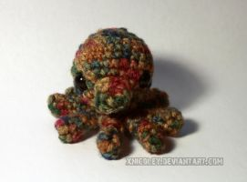 Baby Octopus Amigurumi by xnicoley