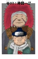 Naruto Chapter 191 - Choji by dot-Raiku