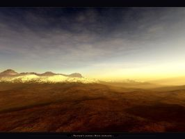 Dusty Highlands by outeq