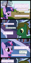 Mysteries of Equestria: Library Robbery: part 11 by lightningtumble