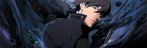 Darker than Black, Hei +Tag by asianlucas