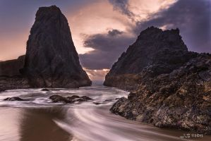 Seal Rock by jacolynca