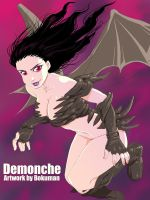 Demonche by bokuman