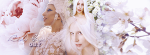 Lady Gaga Facebook Cover by onedirectionelif