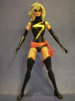 Ms. Marvel by cusT0M