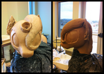 Big Luna Sculpt Mane Construction by bigponymac