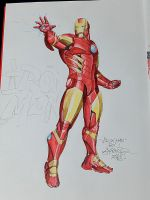 Iron Man by Agent-Junkie