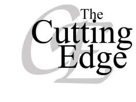 The Cutting Edge Logo's 3 by jeaf7