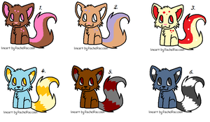 Little Wolf Adoptable Pack by Newgrounds-People