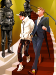 Kingsman theme lifestyle by cinyee