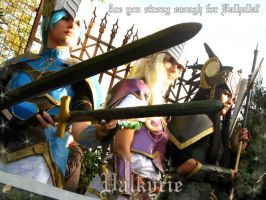 Valkyrie Profile Cosplay by shafry