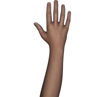 Free Stock Images Body Parts #1 hand n arm by madetobeunique