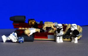 What did the old guy mean?. those were the droids! by Hongkongcavalierdave