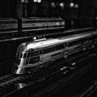 Trains by clippercarrillo