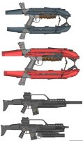 Military Weapon Variants 29 by Marksman104