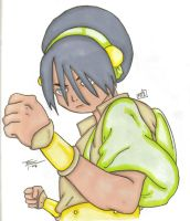 lite Toph by PDInk