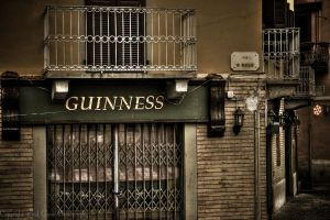 No Guinness Today by PaulVonGore