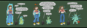 Ash to Digimon Trainer CMSN by JohnColburn