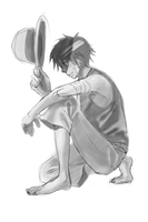 OP:Luffy post training by kirayukari
