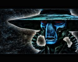 Cad Bane Wallpaper by Buxtheone