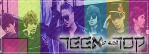 TEEN TOP PORTADA BY ALE.M by DDLoveEditions