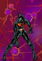 BatMan Beyond by Todd3point0