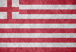 English E. India Co. ~ Grunge Flag (1600 - 1707) by Undevicesimus