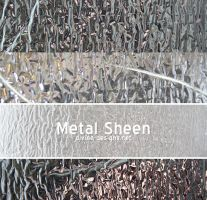 Metal Sheen by TehAngelsCry