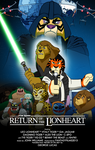 Return of the Lionheart Poster by BennytheBeast