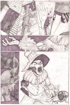 Dr. Jekyll Mr Hyde Comic by crabking