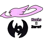 Fairy Tail Shipping Icon: Mavis X Zeref by yohohotralala