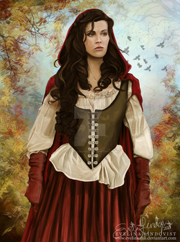 Red Riding Hood - Once Upon A Time by EvelinaLindqvist