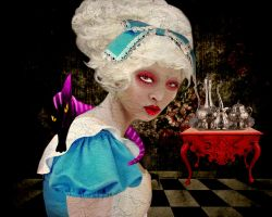 Alice cheshire love by muertosdesigns