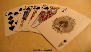 Royal Flush by yaseacabo
