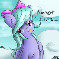 Tsundere Flitter. by FreeFraQ