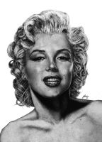 Marilyn by SRaffa