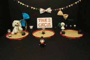 Tixie's Circus by cheese-cake-panda