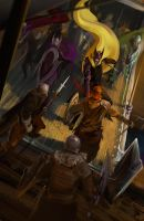 ELRIC Pirates by ghostbow