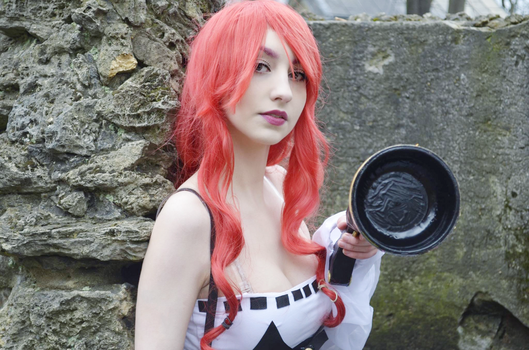 Miss Fortune League of Legends 08 by SugarScarlettCosplay