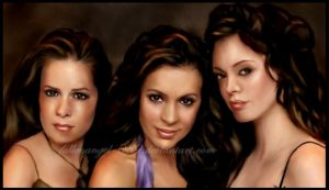 Alyssa milano by jckarlo on deviantart for Charmed tour san francisco
