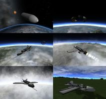 KSP - Drone by Shroomworks