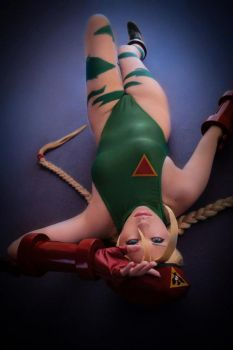 Cammy by Zettai-Cosplay