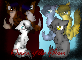 Warriors Omen of the Stars by Mega-Icarus